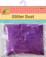 Glitter Dust Purple 12gms