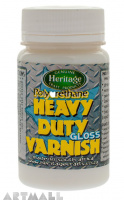 Heavy Duty Varnish Gloss, 250 ml