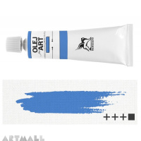 Oil for ART, Mediteranean blue 60 ml.