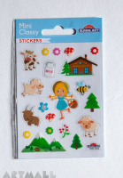 "Stickers ""Little farm"""
