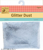 Glitter Dust Siliver 12grms