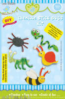 Chenille Stick Bug kit