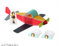 Plane Paper Toy