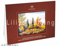 "Notepad for water-color ""Autumn forest"""