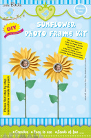 Sunflower Photo Frame Kit