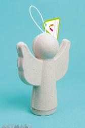 "Shar-papier toys,""Angel Heart"""